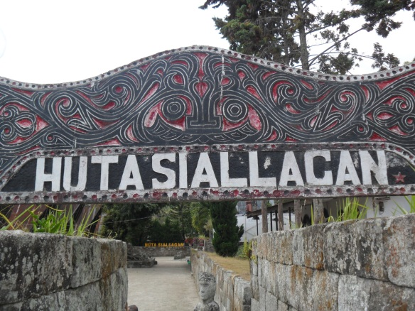 traditional-batak-village